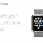 Apple Watch : les applications peuvent être soumises par les développeurs