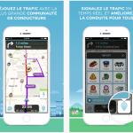 Waze : rapidité améliorée et nouvelle barre de circulation sur iPhone
