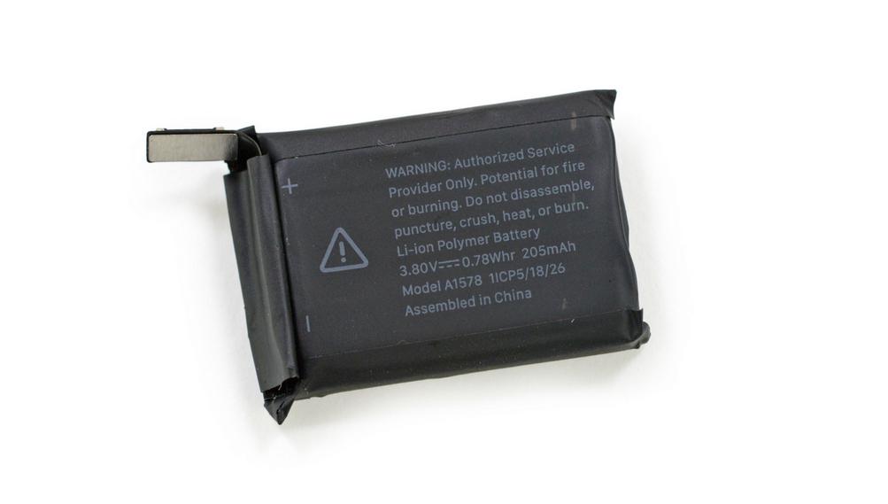 Apple-Watch-batterie