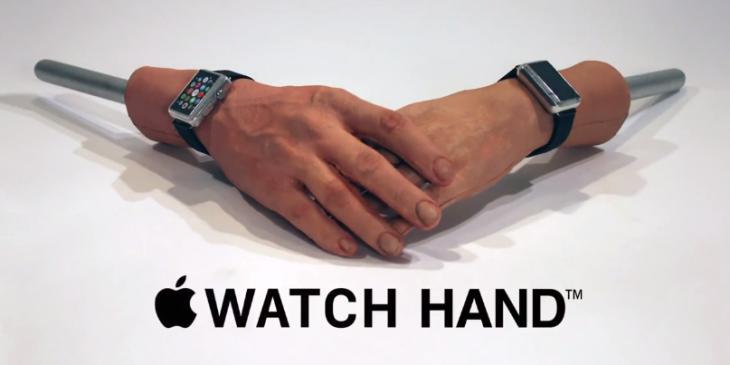 Humour : utiliser l'Apple Watch quand on a des tatouages