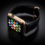 Des bijoutiers proposent des Apple Watch en or moins chères