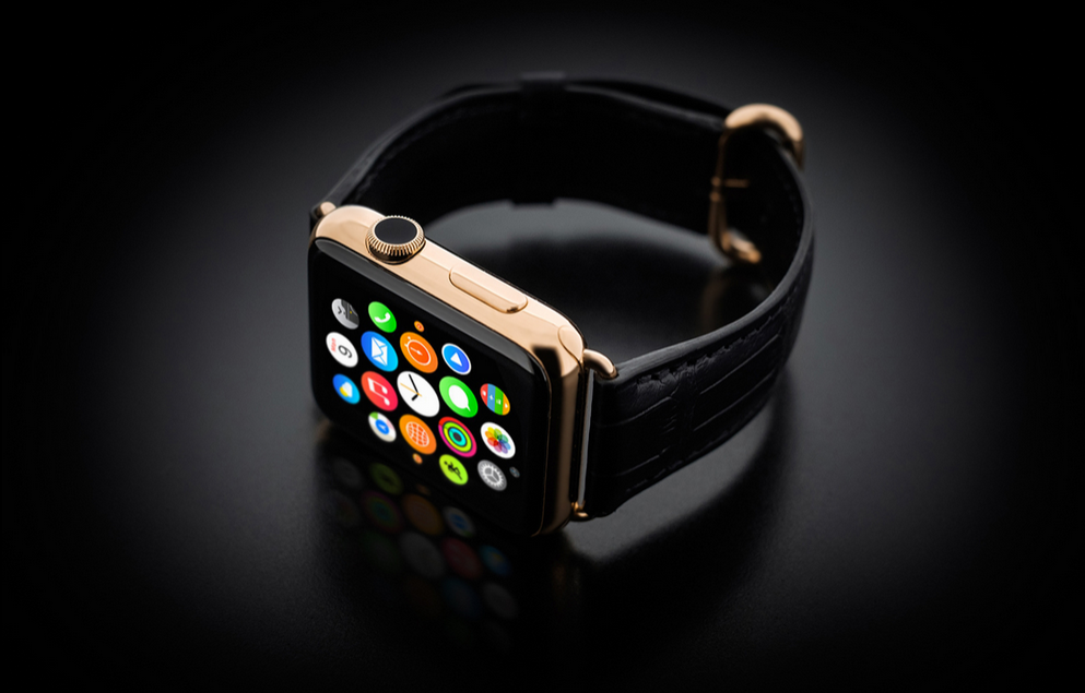 Apple-Watch-or-Golden-Dreams