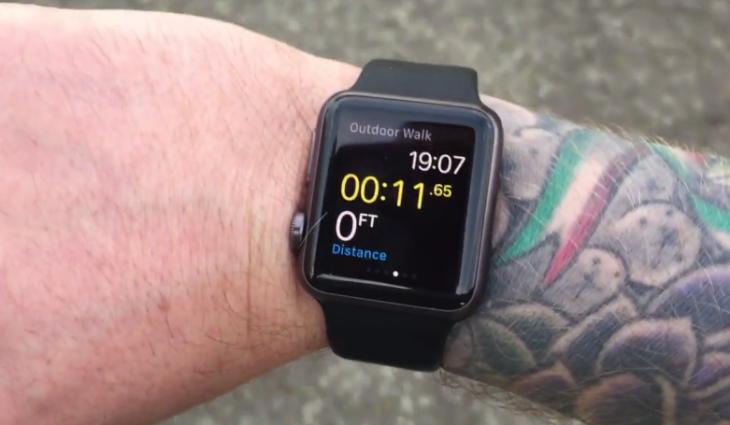 Apple Watch : des problèmes avec les tatouages, vers un Tattoo-gate ?