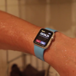 Apple Watch waterproof : test de résistance à l'eau
