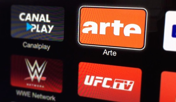 Arte-Apple-TV