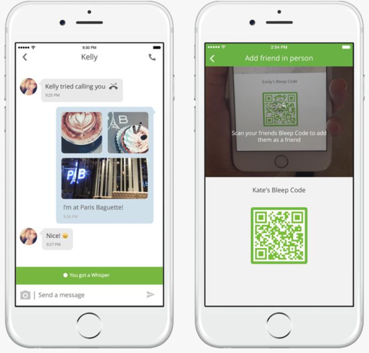 Bleep : la messagerie sécurisée de BitTorrent disponible sur iOS