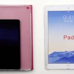 iPad Pro vs iPad Air 2 : comparaison des tailles en vidéo