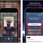 Deezer Music : nouvelle application iPad & ajout des podcasts