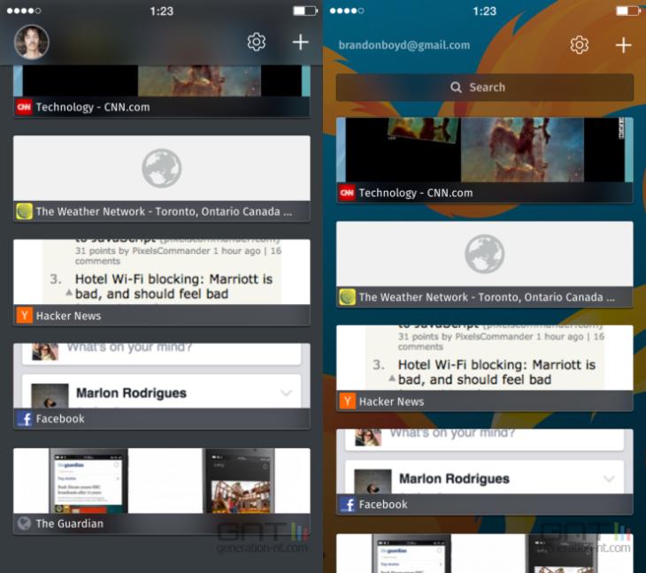 Firefox iOS : une sortie au second semestre 2015