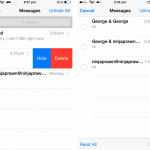 Cydia : Hiddenconvos, cacher des SMS sur l'iPhone (iOS 8)
