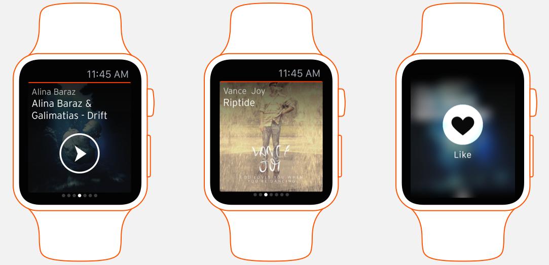 Soundcloud Apple Watch - SoundCloud est disponible sur l'Apple Watch