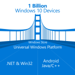 Build 2015 : Windows 10 fera tourner des applications Android et iOS