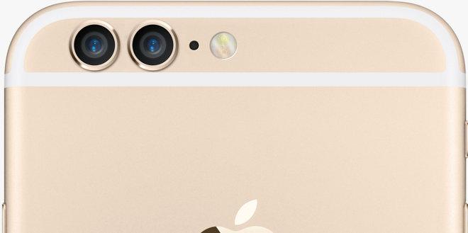 L'iPhone 7 Plus doté d'un double capteur photo Sony ?