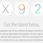 Apple regroupe les programme iOS, OS X & watchOS pour les développeurs