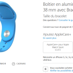 Apple Watch : réservation et retrait en Apple Store disponibles