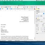 La suite bureautique LibreOffice est disponible sur Mac