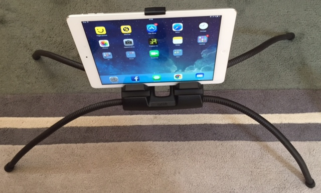 Nbryte Tablift 2.0 - Test : Nbryte Tablift 2.0, support universel pour iPad