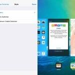 iOS 9 bêta : un réglage caché active le multitâche d'iOS 8