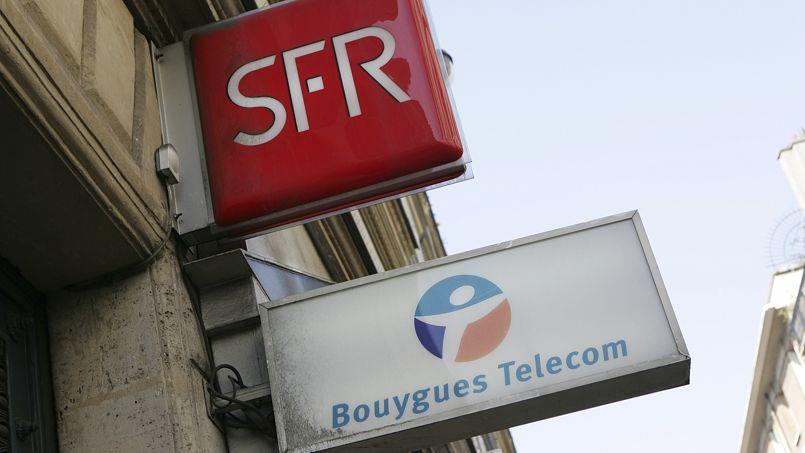 SFR-Bouygues