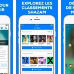 Shazam se met à jour et supporte Apple Music