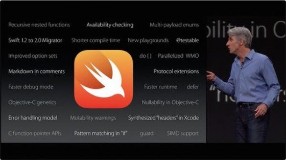 Swift 2 Apple - Keynote WWDC 2015 : Swift 2 devient open source