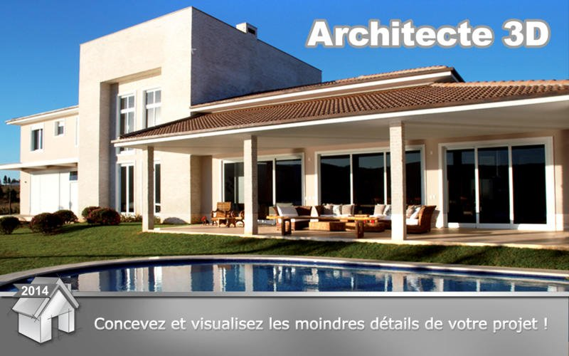 Architecte 3d 2015 Dessiner Am Nager Sa Maison Sur Mac