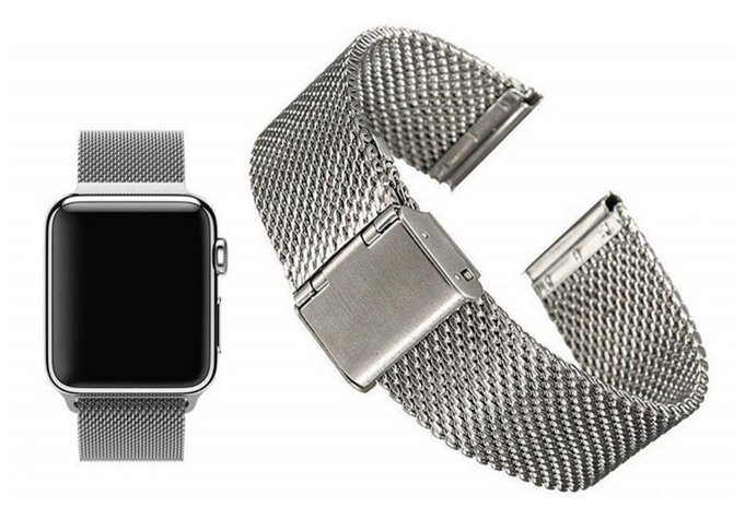 Bracelet Milanais Apple Watch - iAssist lance un service de réparation & une boutique Apple Watch