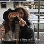 ExtraVerso : une coque iPhone pour prendre des selfies sans les mains