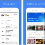 Google Maps : les itinéraires en transports en commun repensés & optimisés