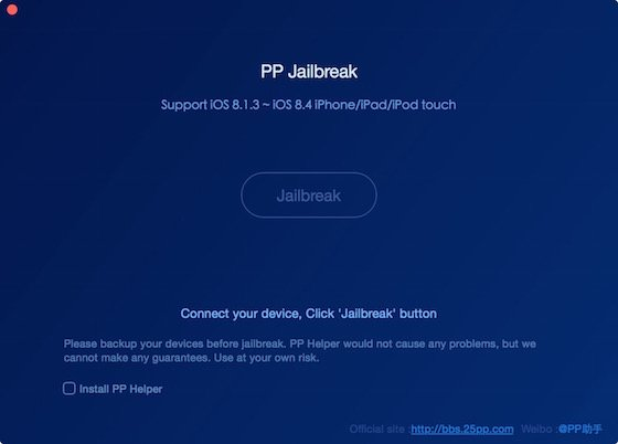 Jailbreak-iOS-8.4-PP-Mac