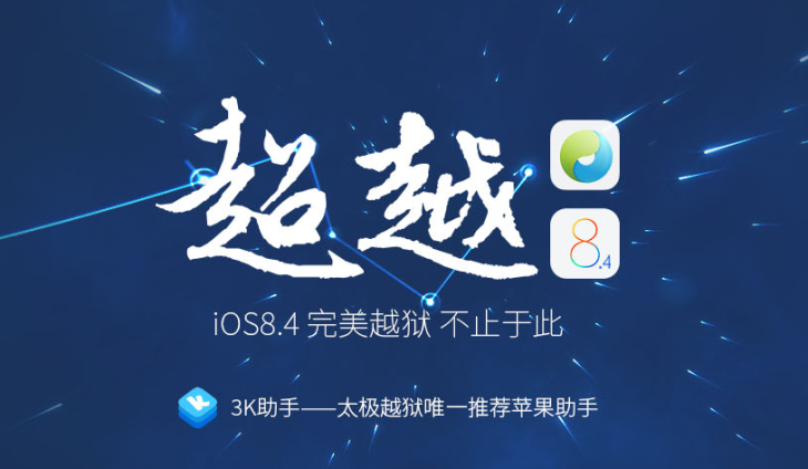 Jailbreak iOS 8.4 iPhone, iPad & iPod Touch disponible (TaiG & PP)