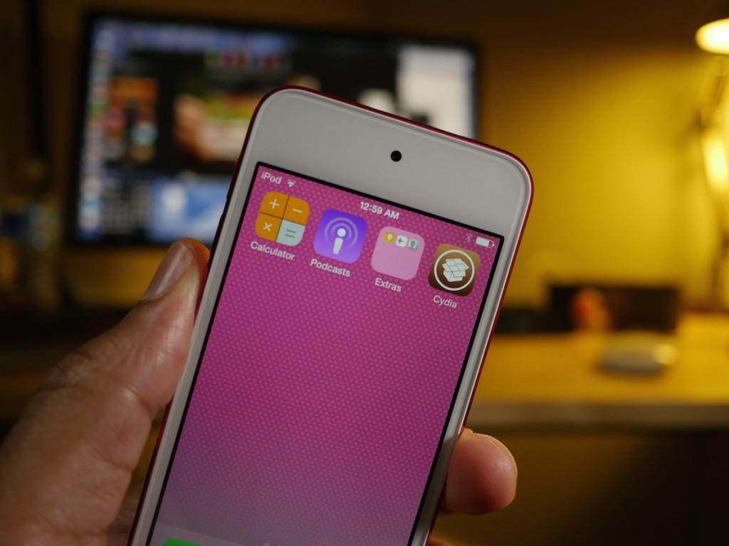 Jailbreak-iPod-touch-6g-Cydia