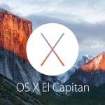 Mac : OS X 10.11.2 (El Capitan) est disponible