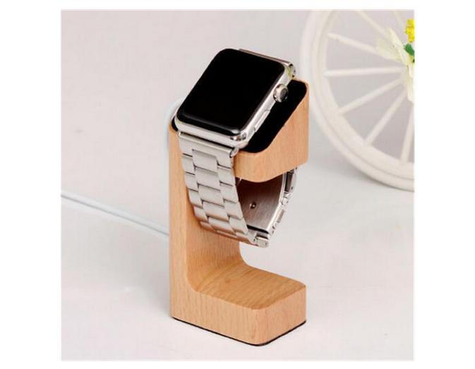 Support charge bois Apple Watch - iAssist lance un service de réparation & une boutique Apple Watch
