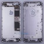 iPhone 6S : premières photos du châssis ?