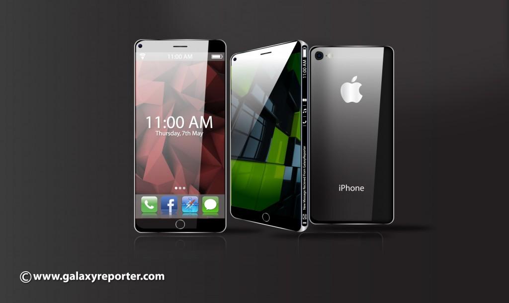 iPhone 8 concept GalaxyReporter - iPhone 8 : nouveau concept signé GalaxyReporter