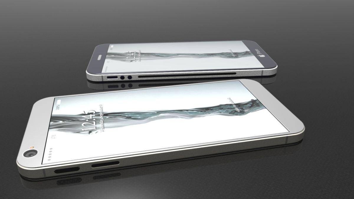 iPhone 8 concept - iPhone 7S/8 (2017) : Apple choisirait le Micro-LED et non l'OLED