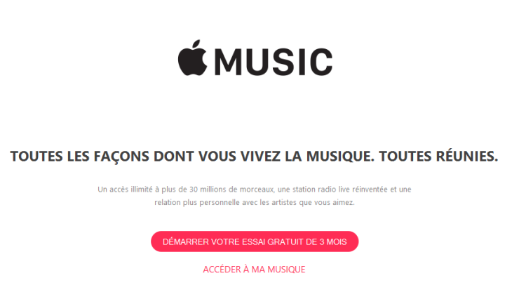 iTunes 12.2 est disponible avec Apple Music, Beats 1 & Connect