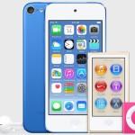 iTunes 12.2 : bientôt de nouveaux iPod aux coloris variés ?