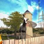 Goat Simulator gratuit pendant un mois sur iPhone & iPad