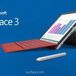 Test & concours : la tablette Microsoft Surface 3 à gagner !