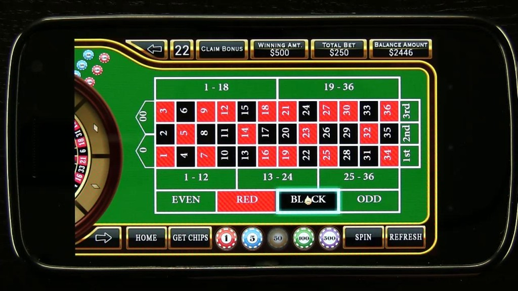 Roulette-Casino-Android