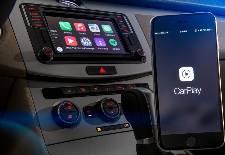Volkswagen-CarPlay