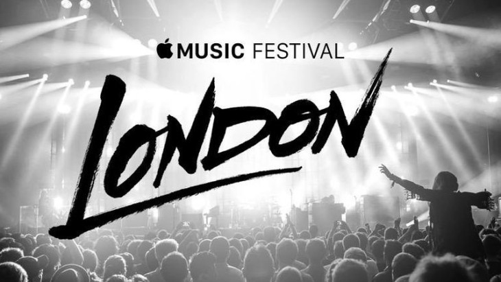 Apple Music Festival : les artistes de l'édition 2015