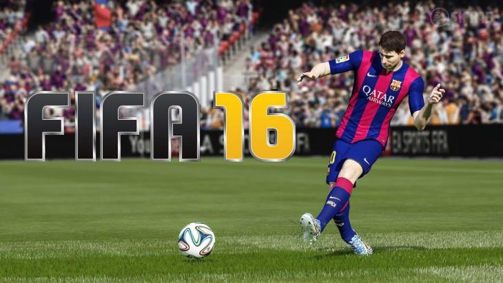 FIFA 2016 : sortie le 22 septembre sur iPhone & iPad, sans équipes féminines !