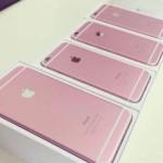 iPhone 6S : sortie d'un coloris rose toujours possible