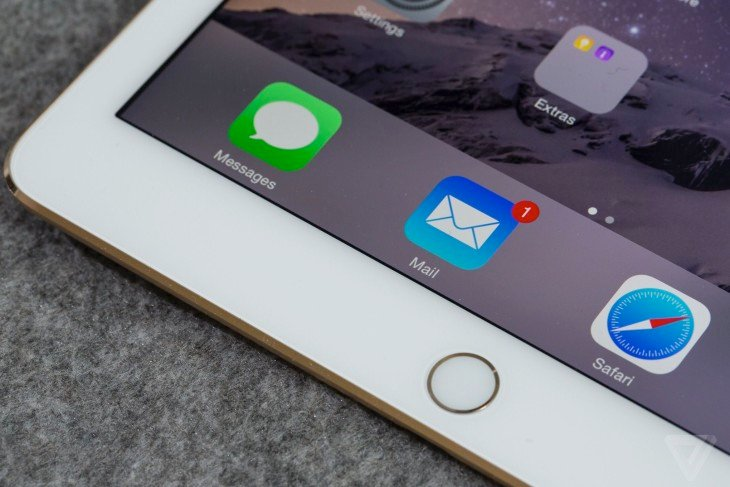 Apple : pas d'iPad Air 3 en 2015 ?