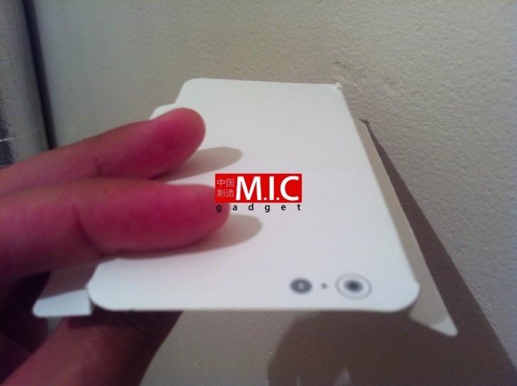 iPhone 6C : photo de la coque arrière & date de sortie ?