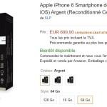Amazon ouvre une boutique d'iPhone reconditionnés certifiés