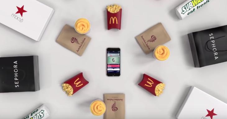 Apple : nouvelle publicité pour Apple Pay sur l'iPhone 6
